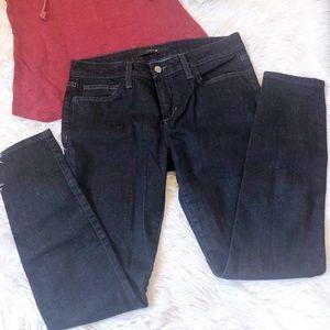Joe's Jeans skinny ankle fit jeans, sz 28